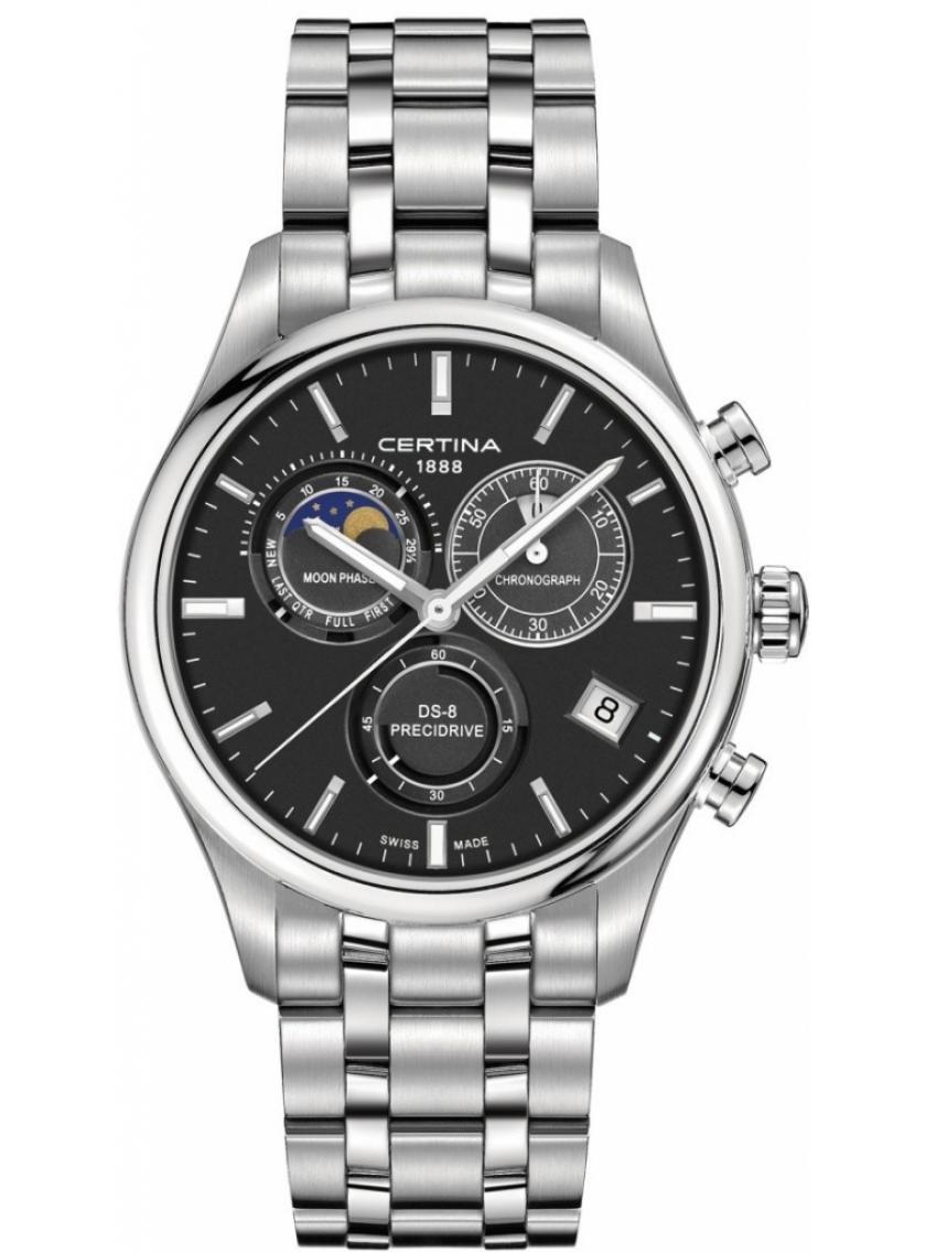 a1810cccbd 3D náhled Pánské hodinky CERTINA DS 8 Precidrive C033.450.11.051.00
