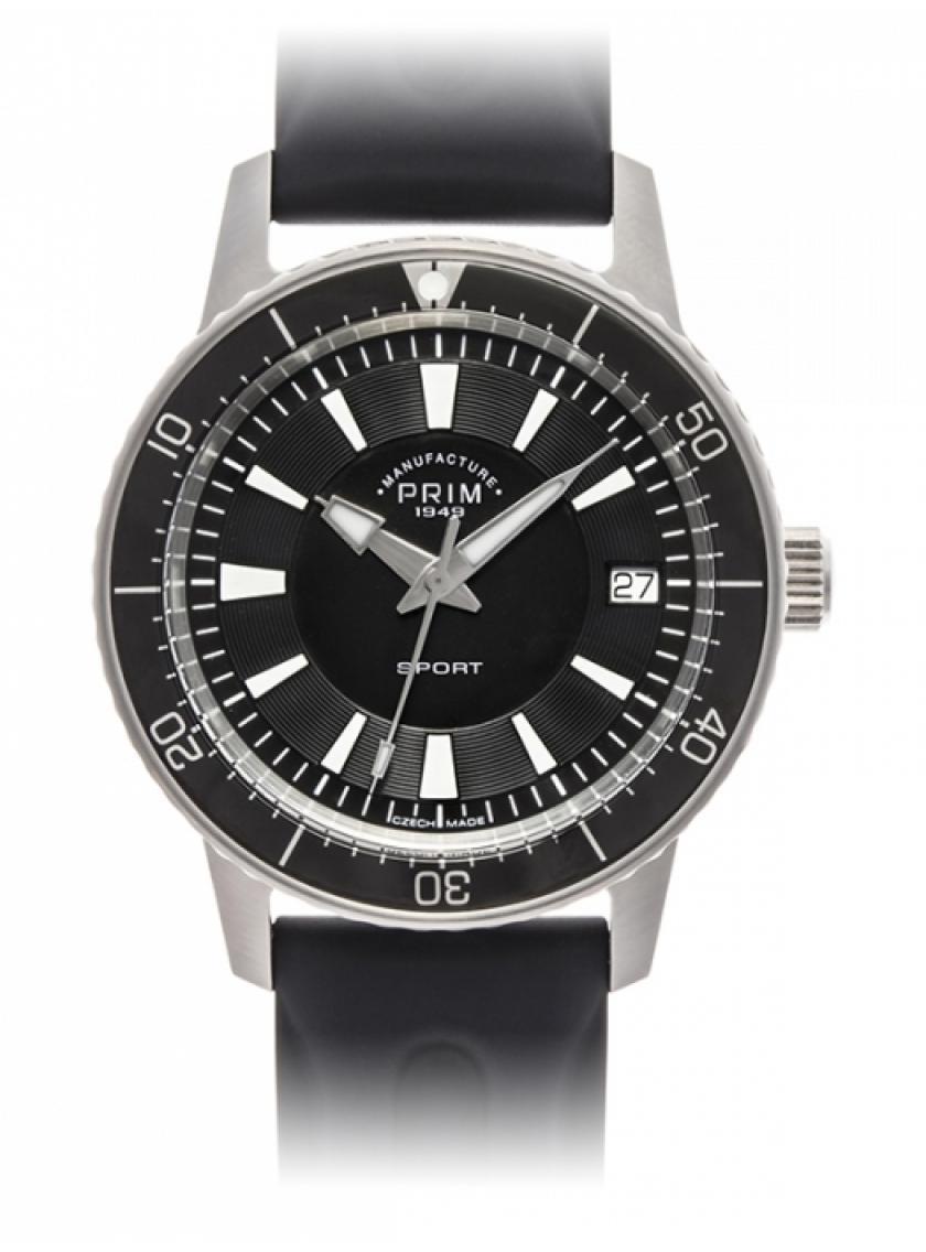 6210255717c Pánské hodinky PRIM Sport 45 98-146-379-00-1 | Klenoty-buráň.cz