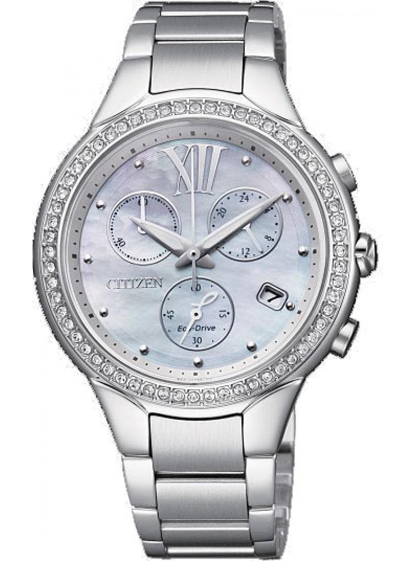 Dámské hodinky CITIZEN Lady Chrono FB1321-56A  b22504e9a21