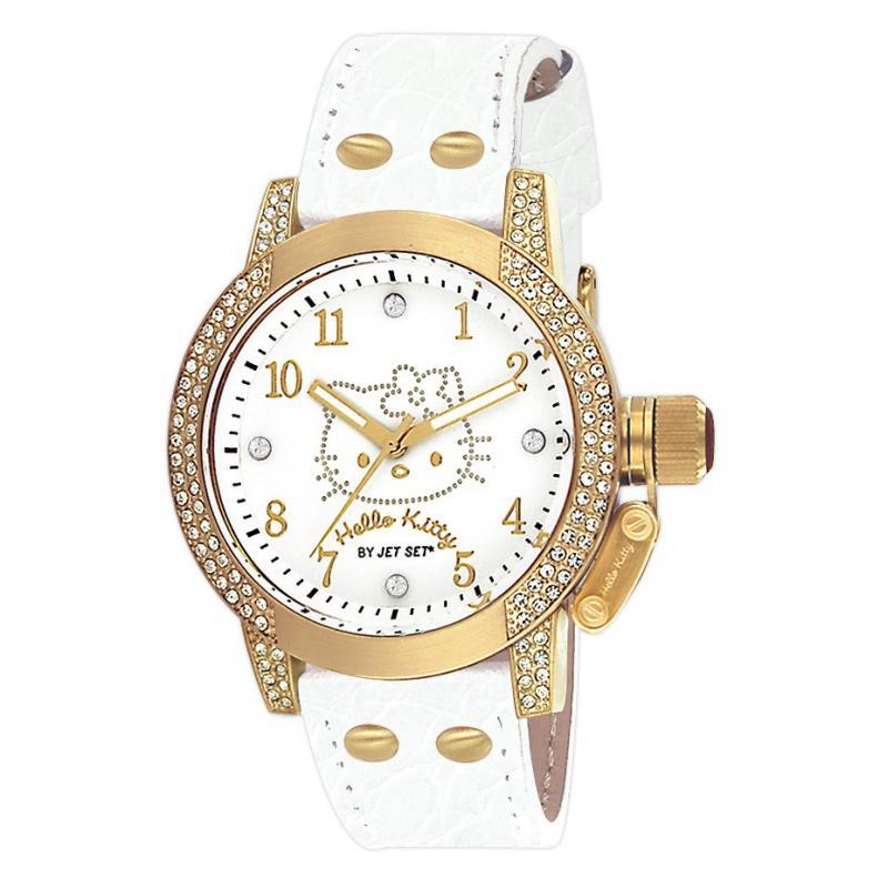 ea79b735165 Dámské hodinky HELLO KITTY JHK108-111