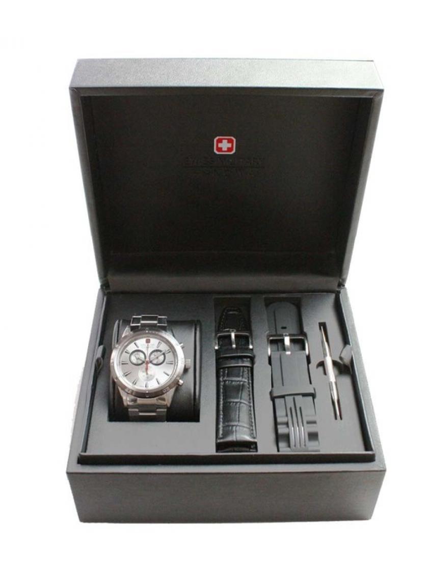 e019afcc0 Pánské hodinky SWISS MILITARY Hanowa Opportunity 8041.04.001 ...