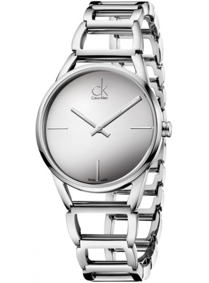 7756338391 Dámské hodinky CALVIN KLEIN Stately K3G23128