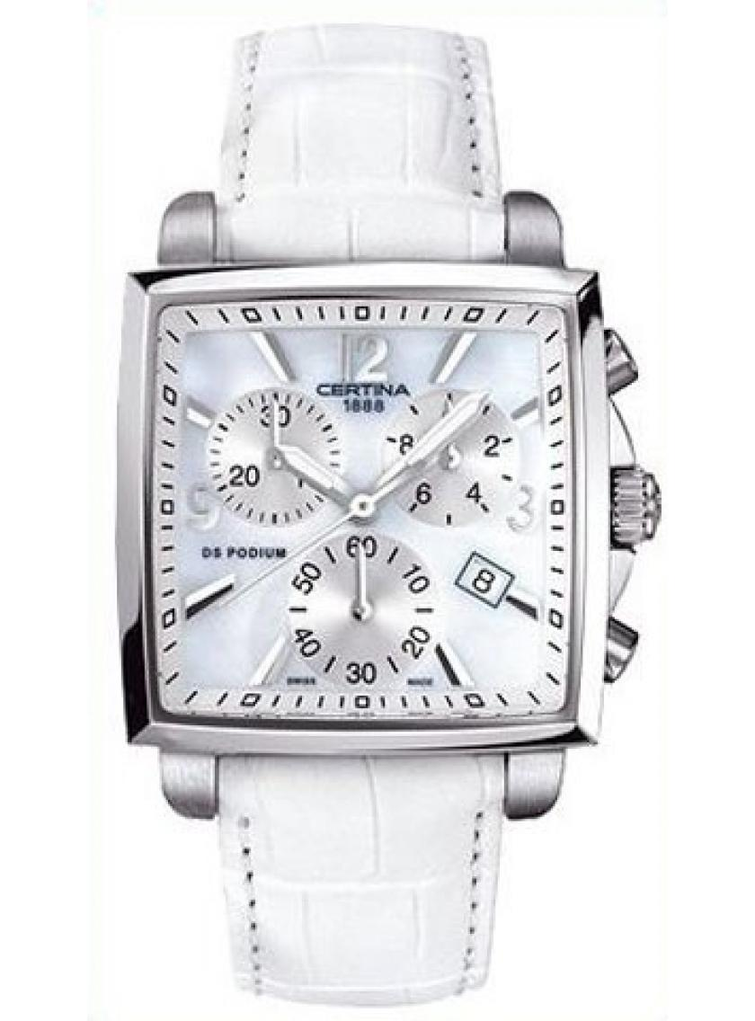 a02fad80cff Dámské hodinky CERTINA DS Podium C001.317.16.117.00