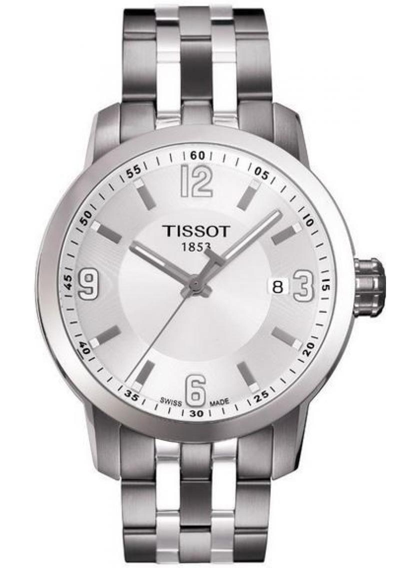 f064ba081a9 3D náhled Pánské hodinky TISSOT PRC 200 T055.410.11.017.00