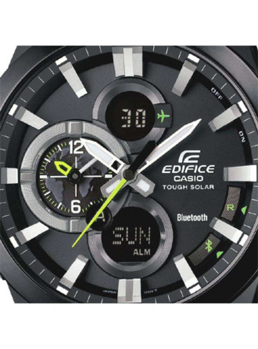 Pánské hodinky CASIO Edifice Tough Solar Bluetooth ECB-500DC-1A ... 342f3b53b9