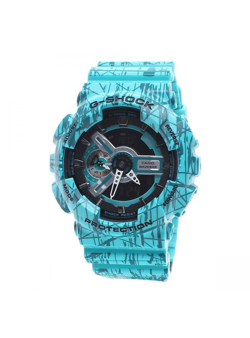 Pánské hodinky CASIO G-SHOCK GA-110SL-3A  78c4b31946