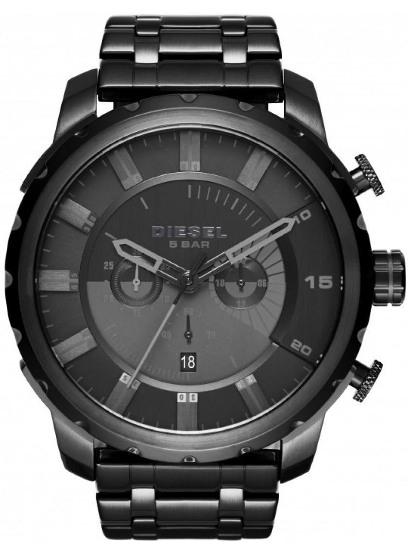 25f8b1b3ba 3D náhled Pánské hodinky DIESEL DZ4349