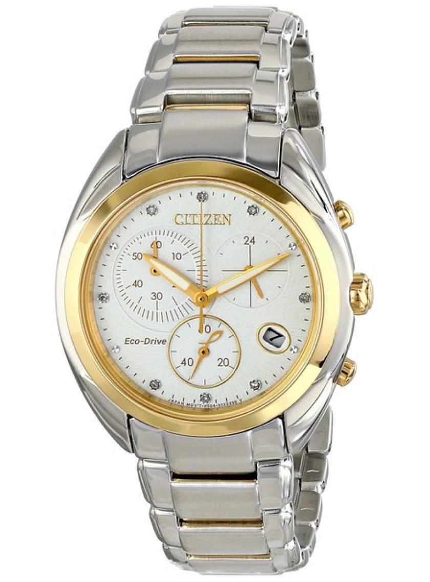 3ca0daecb13 Dámské hodinky CITIZEN Eco Drive Chrono FB1394-52A