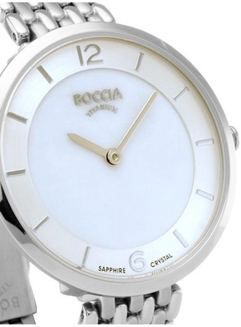41f502dae08 ... Dámské hodinky BOCCIA TITANIUM 3244-05 ...