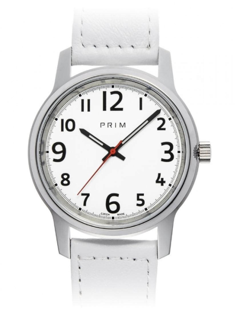 Pánské hodinky PRIM Czech Team I bílé 38-902-452-00-1  14929f7786