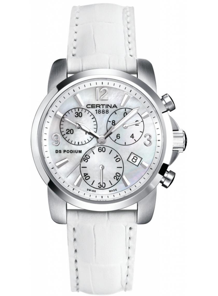 fb39d4e515c Dámské hodinky CERTINA DS Podium C001.217.16.117.00
