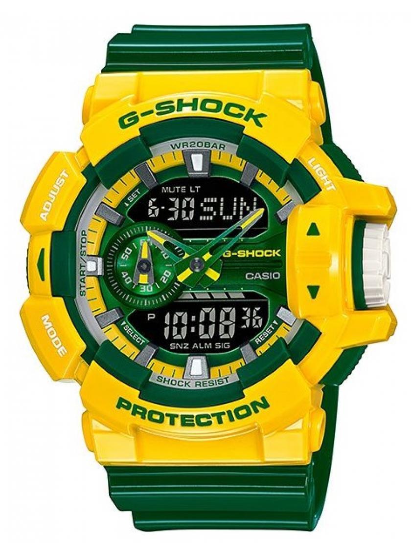 Pánské hodinky CASIO G-SHOCK GA-400CS-9A  b14ae149083