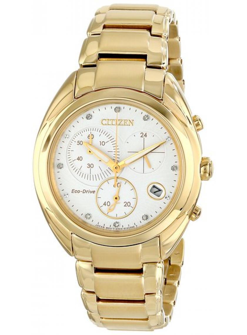 Dámské hodinky CITIZEN Eco Drive Chrono FB1392-58A  4b28c321a9