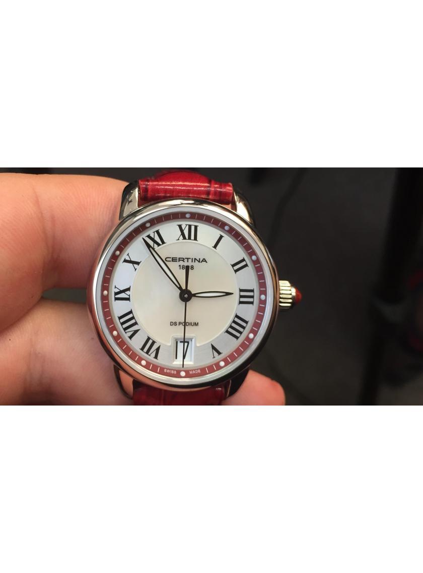 ... Dámské hodinky CERTINA DS Podium Lady C025.210.16.428.00 ... 7b277f4968f