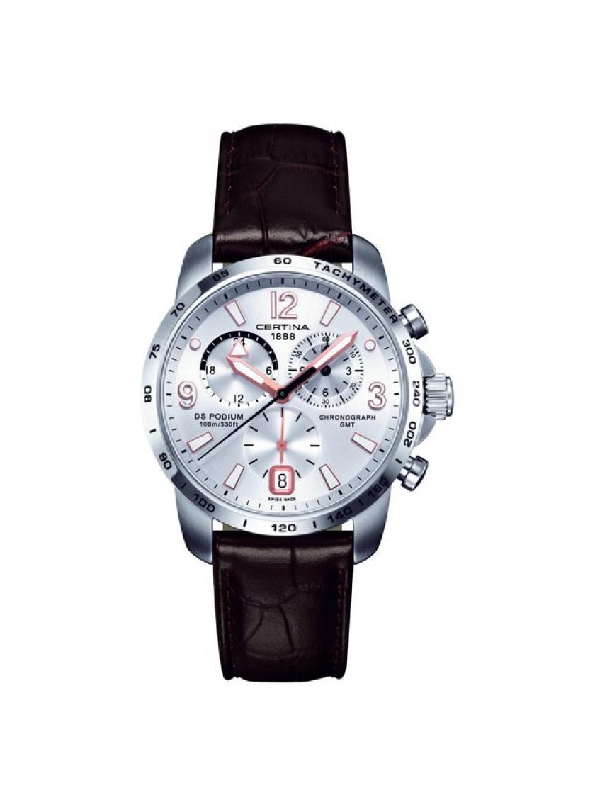 83abe587561 3D náhled Pánské hodinky CERTINA DS Podium Big Chrono GMT C001.639.16.037.01