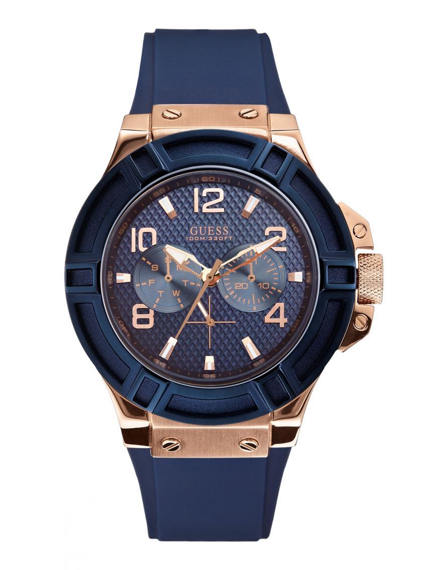 f083296d4 Pánské hodinky GUESS RIGOR W0247G3 | Klenoty-buráň.cz