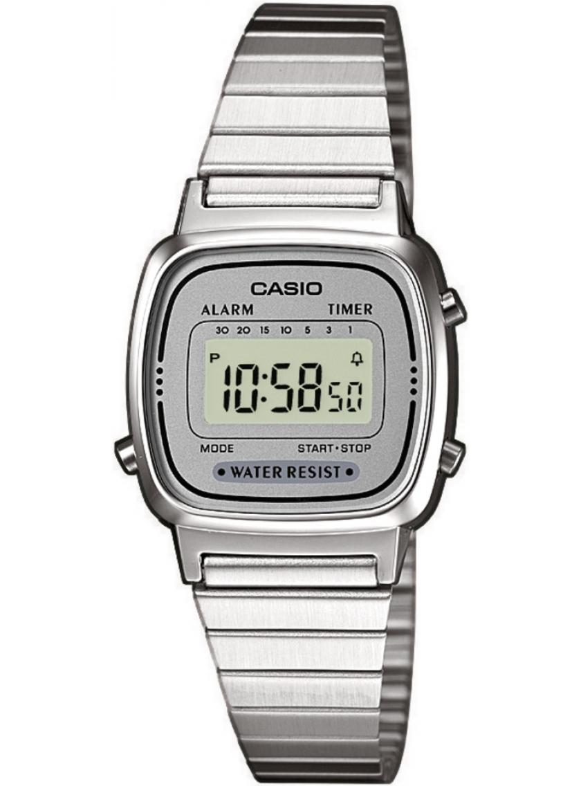 69064e48212 Dámské hodinky CASIO LA-670WEA-7