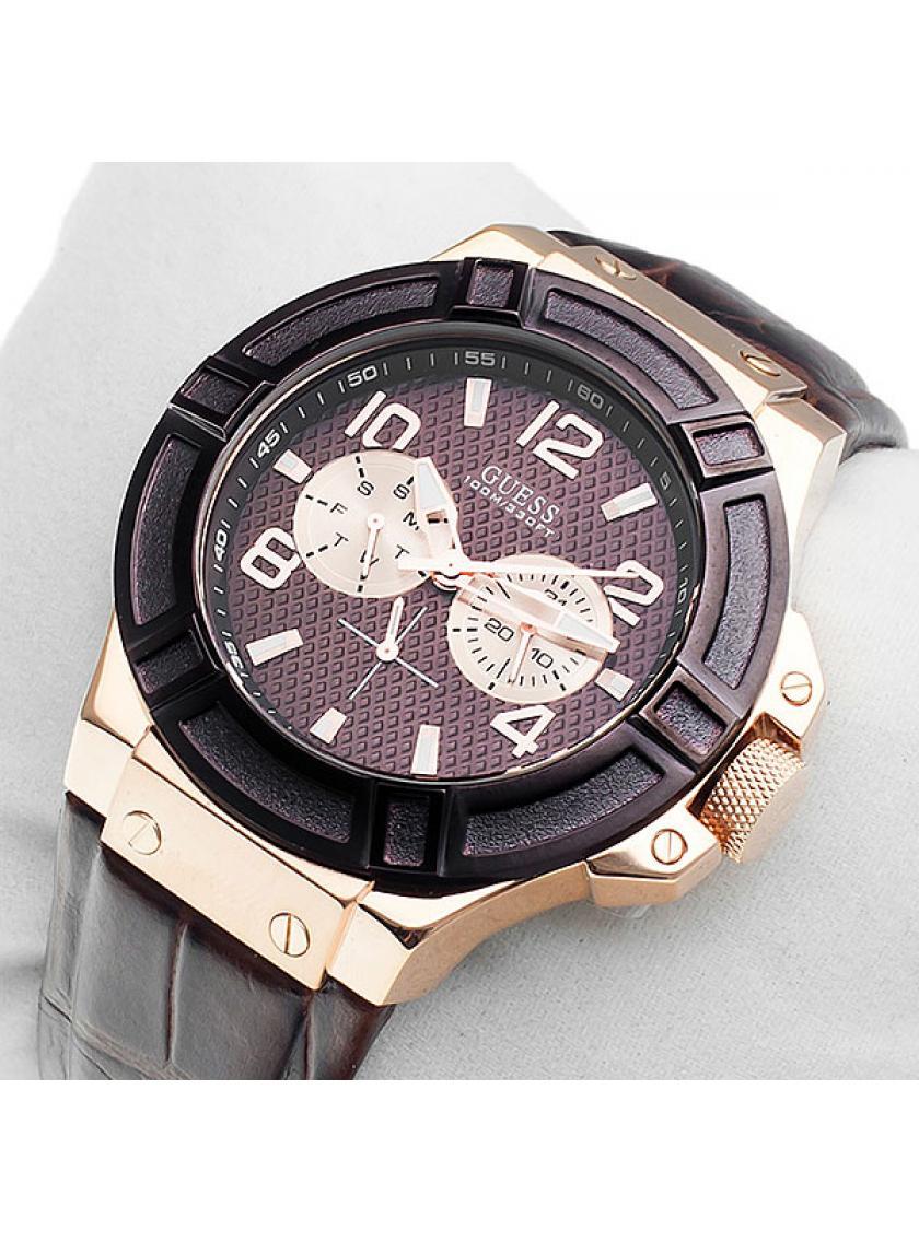 a31ec01255c Pánské hodinky GUESS Rigor W0040G3  Pánské hodinky GUESS Rigor W0040G3 ...