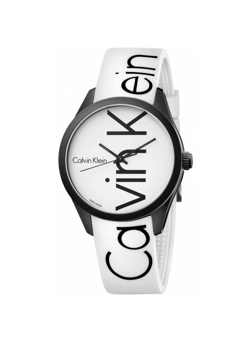 406ac8e37a6 3D náhled Dámské hodinky CALVIN KLEIN Color K5E51TK2