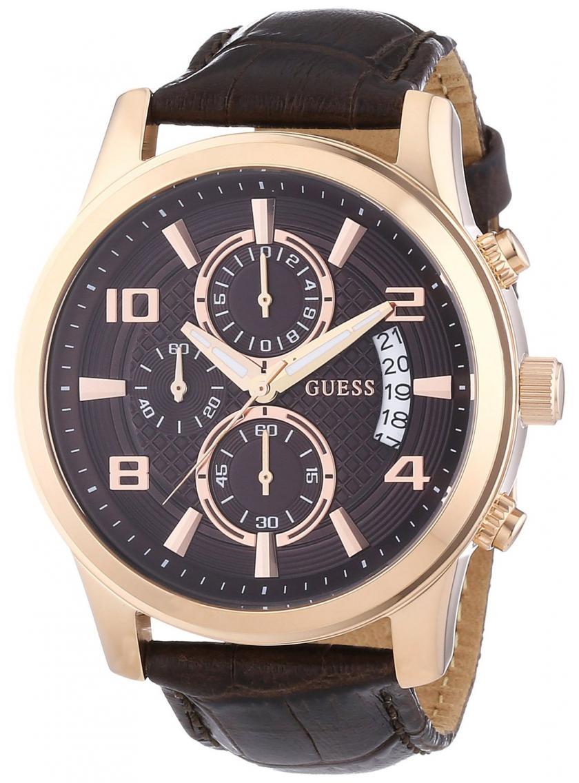 5007b57cff8 Pánské hodinky GUESS EXEC W0076G4