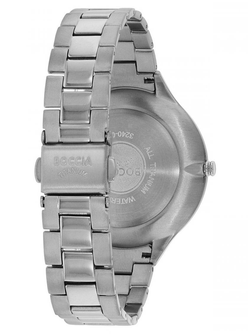 ... Dámské hodinky BOCCIA TITANIUM 3240-04 ... 4da0bc66335