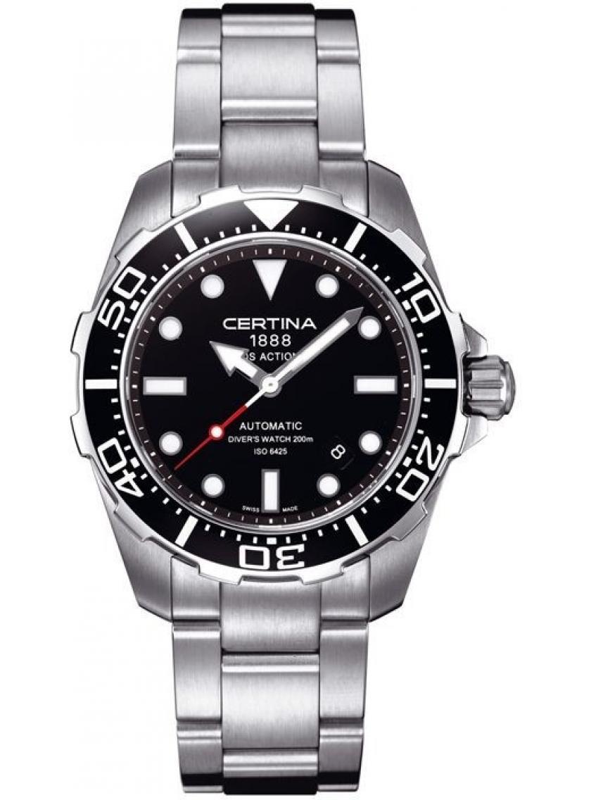 c29ff3a94ad 3D náhled Pánské hodinky CERTINA DS Action Diver Automatic  C013.407.11.051.00