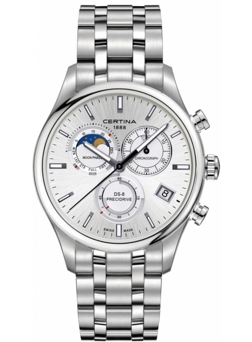 c20746af50 Pánské hodinky CERTINA DS-8 Precidrive C033.450.11.031.00