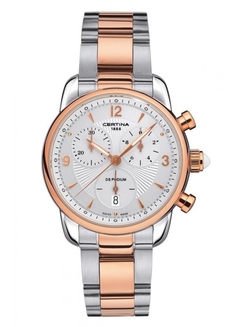 b32d5e8d033 3D náhled Dámské hodinky CERTINA DS Podium C025.217.22.017.00