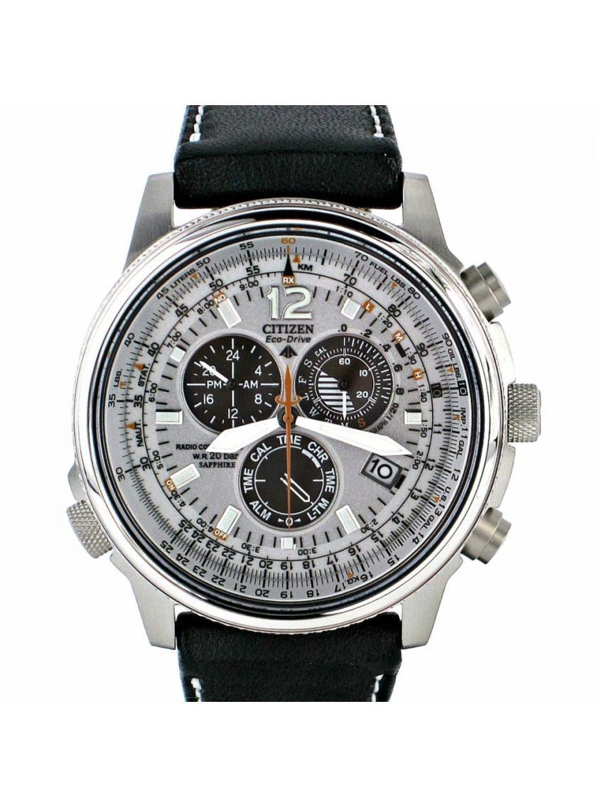 Pánské hodinky CITIZEN Radiokontroled AS4020-44H  0ffea376b30
