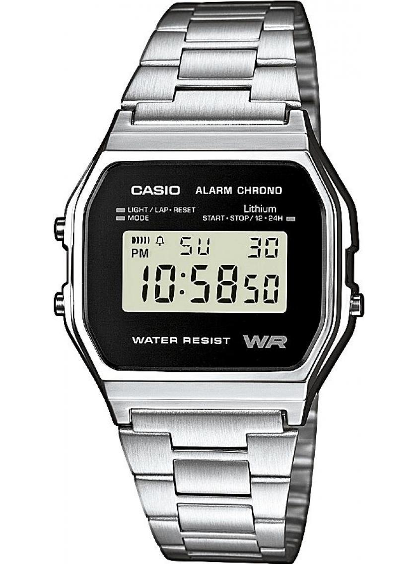 3D náhled Hodinky CASIO Collection Retro A-158WEA-1 63dd62dfcc