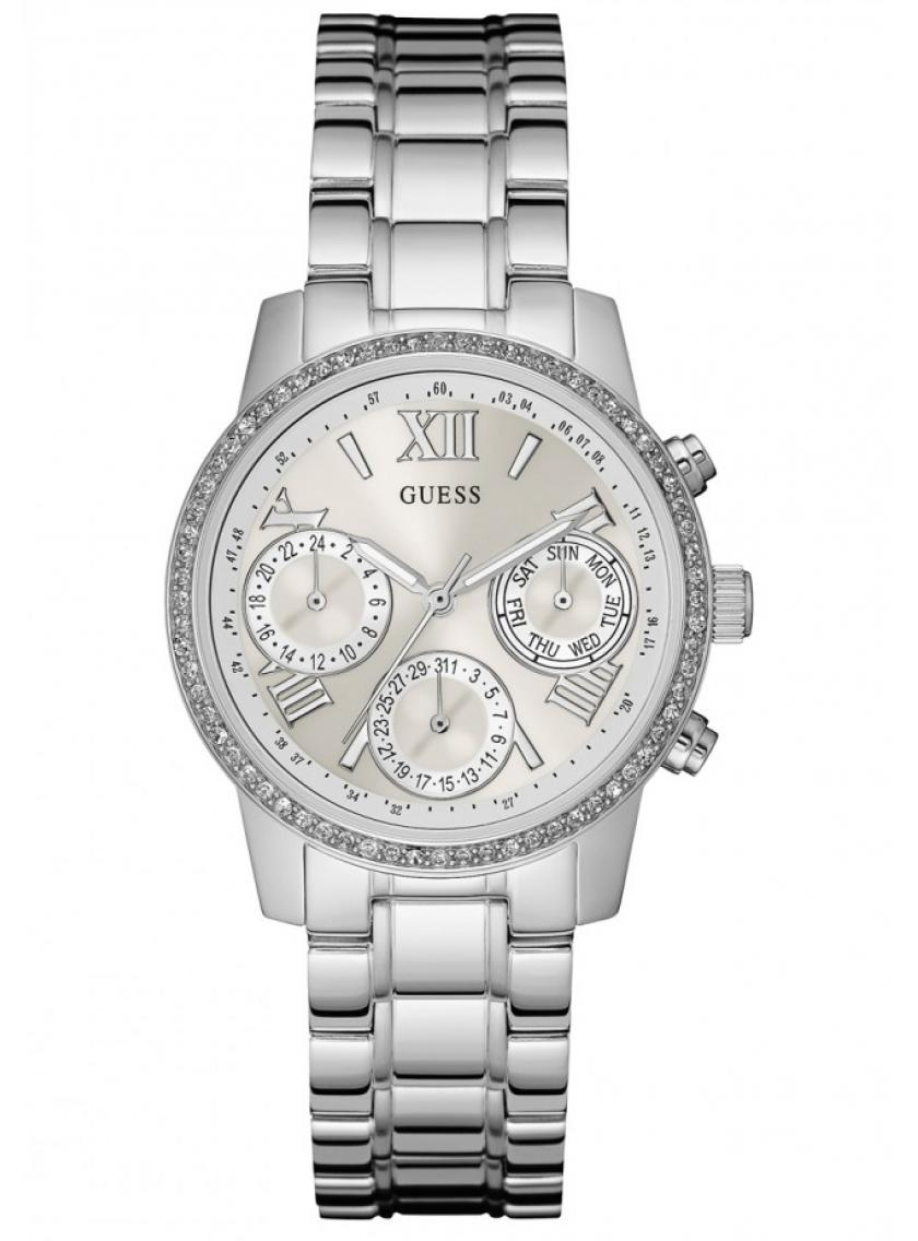 Dámské hodinky GUESS Mini Sunrise W0623L1  d4388fd593e
