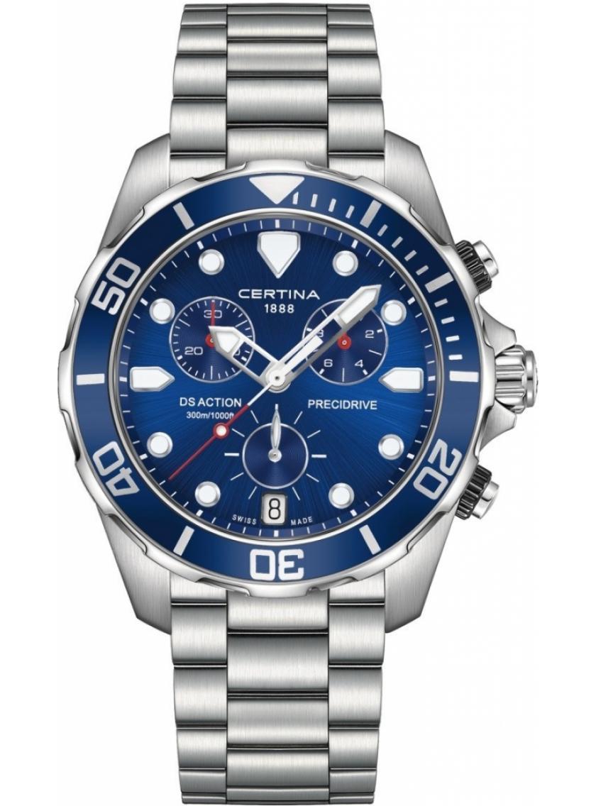 732ea28c57 Pánské hodinky CERTINA DS Action Precidrive C032.417.11.041.00 ...