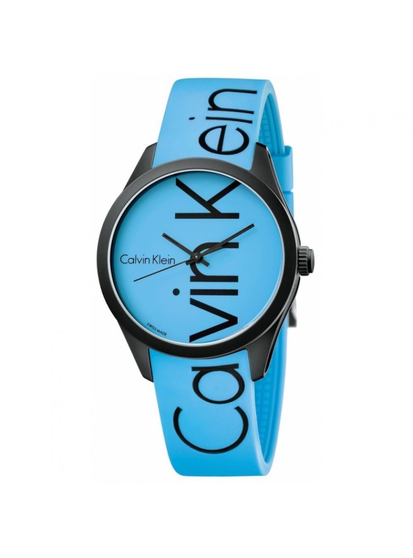 e00f65d475 3D náhled Dámské hodinky CALVIN KLEIN Color K5E51TVN