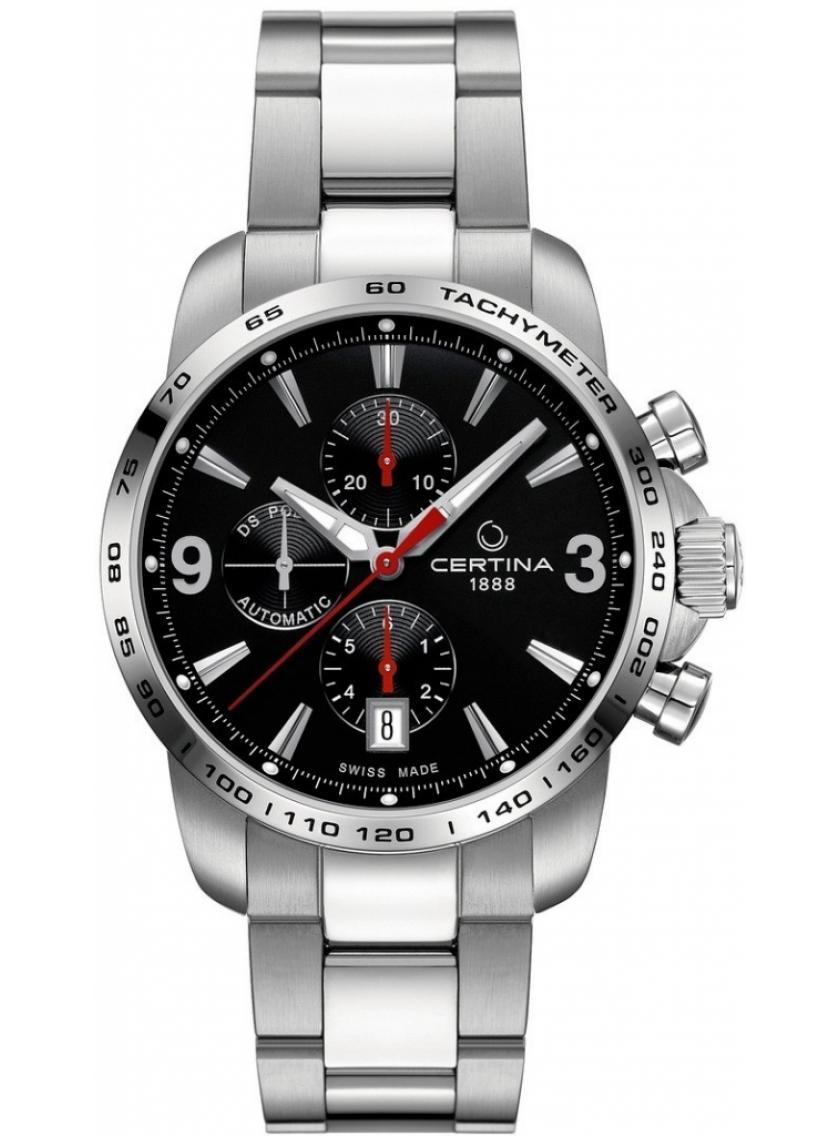 029a54ae9ff Pánské hodinky CERTINA DS Podium Chrono Automatic C001.427.11.057.00 ...