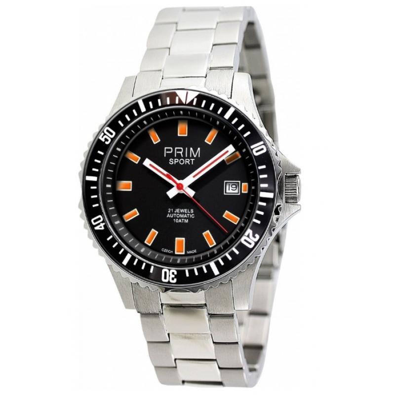 3D náhled Pánské hodinky PRIM Sport Automat W01C.10001.U 5b97ae98fd2