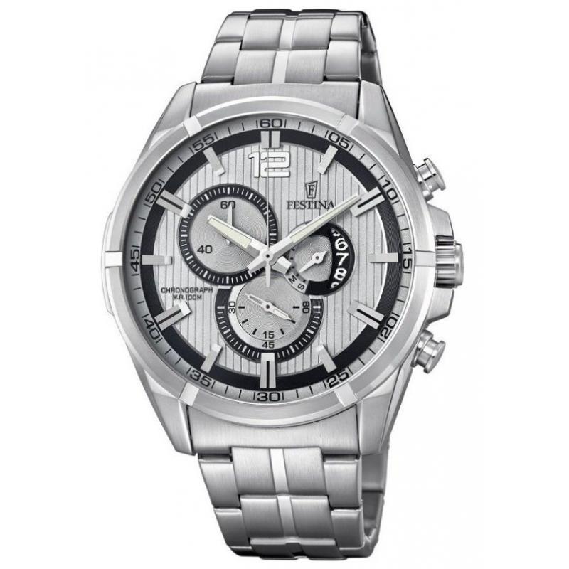 3D náhled Pánské hodinky FESTINA Chrono Sport 6865 1 d58d7384b1