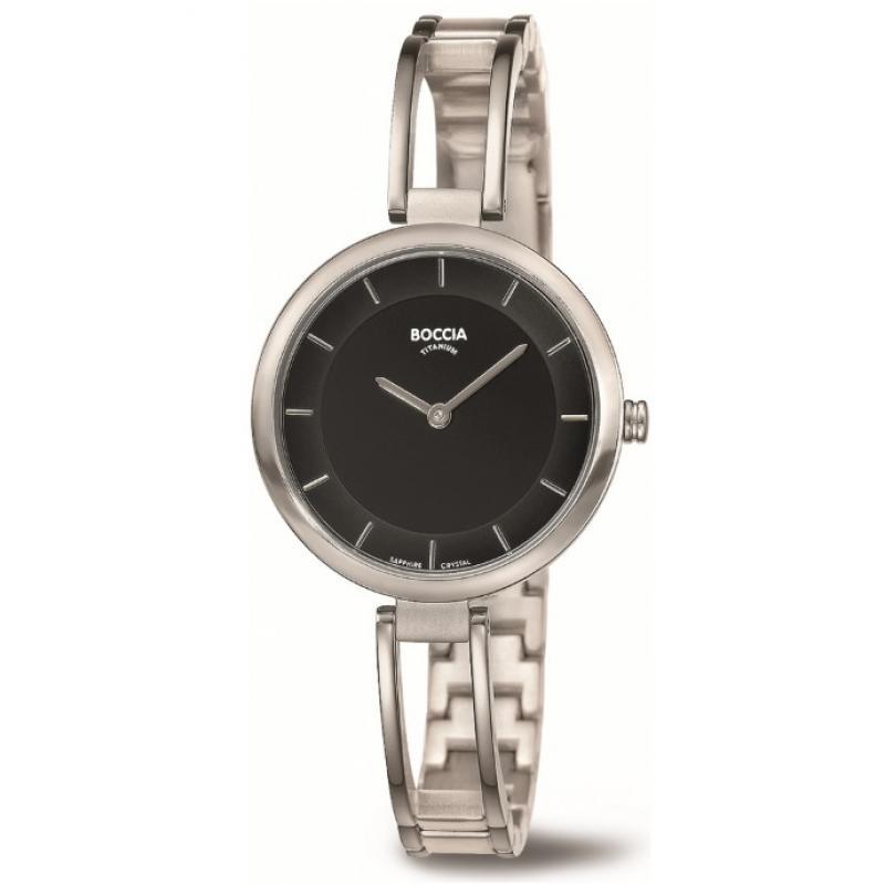 3D náhled Dámské hodinky BOCCIA TITANIUM 3264-02 759af527f3