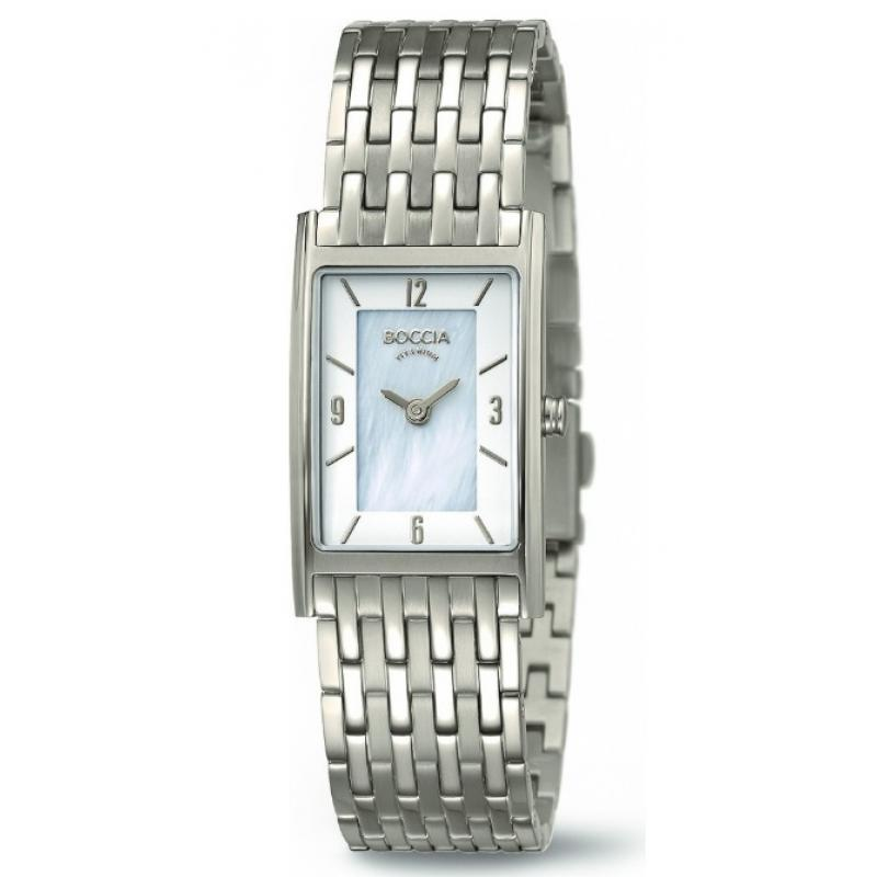 Dámské hodinky BOCCIA TITANIUM 3212-07  f88ddf2381