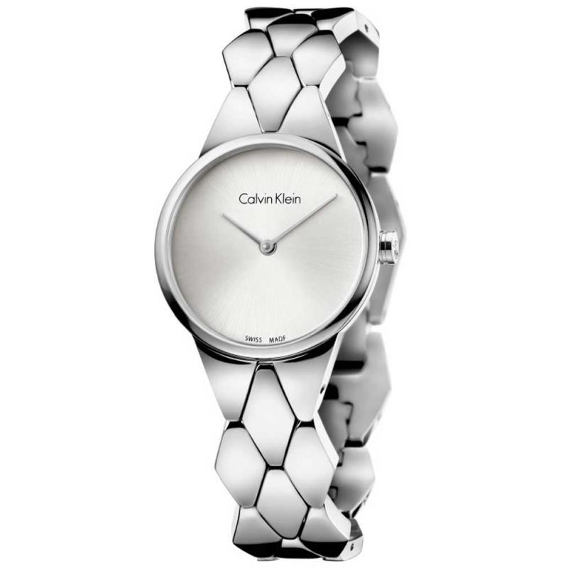 8e3653c8a3 3D náhled Dámské hodinky CALVIN KLEIN Snake K6E23146