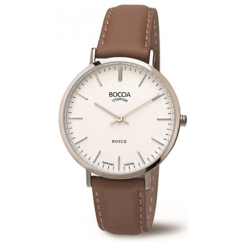 2cf3d3079 Dámské hodinky BOCCIA TITANIUM 3590-01 | Klenoty-buráň.cz