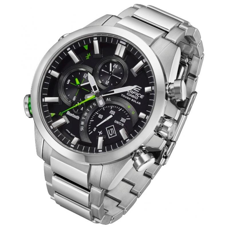 ... Pánské hodinky CASIO Edifice Tough Solar Bluetooth EQB-700D-1A ... 5a4fa3a9ad