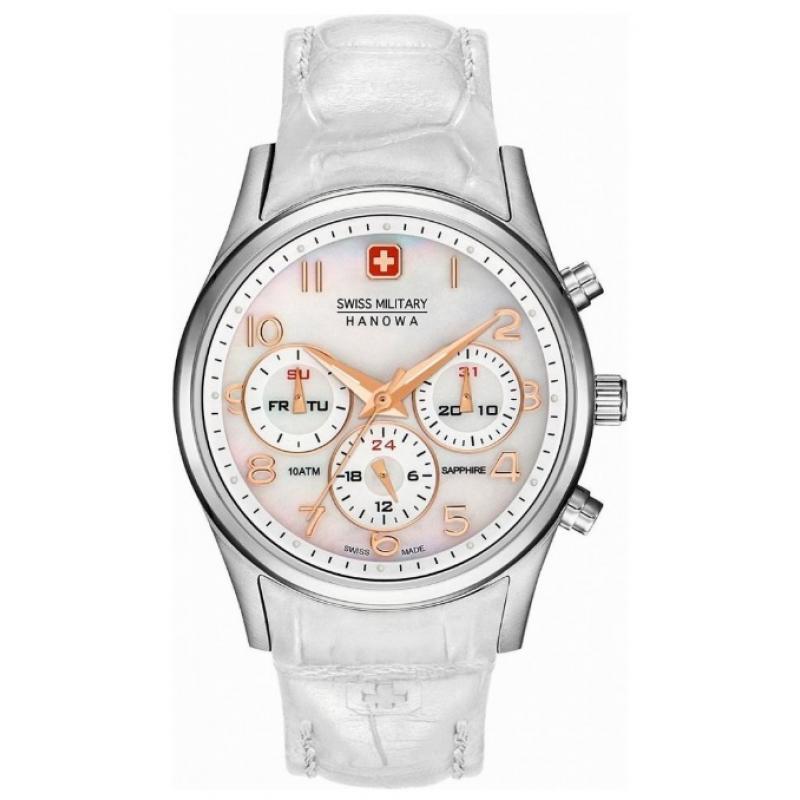 e73987ab7 3D náhled Dámské hodinky SWISS MILITARY Hanowa Navalus Multifunction  6278.04.001.01