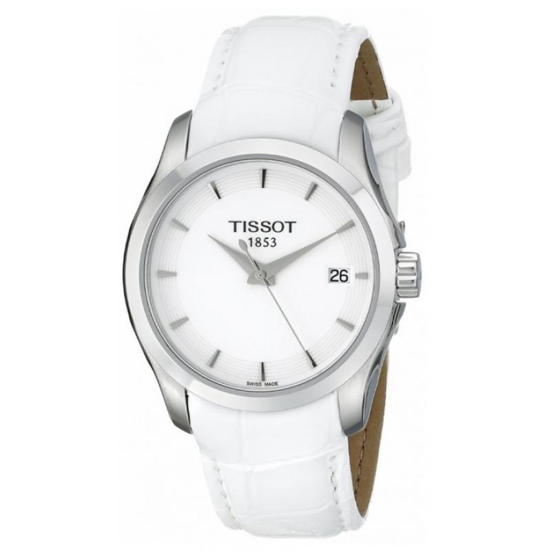 93df0fab05 Dámské hodinky TISSOT Couturier T035.210.16.011.00 ...