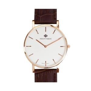 Hodinky PHILIP PARKER Classic Geneve PPAC020RG1