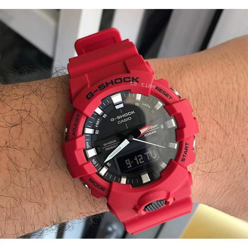 ... Pánské hodinky CASIO G-SHOCK GA-800-4A ... 8772775a28