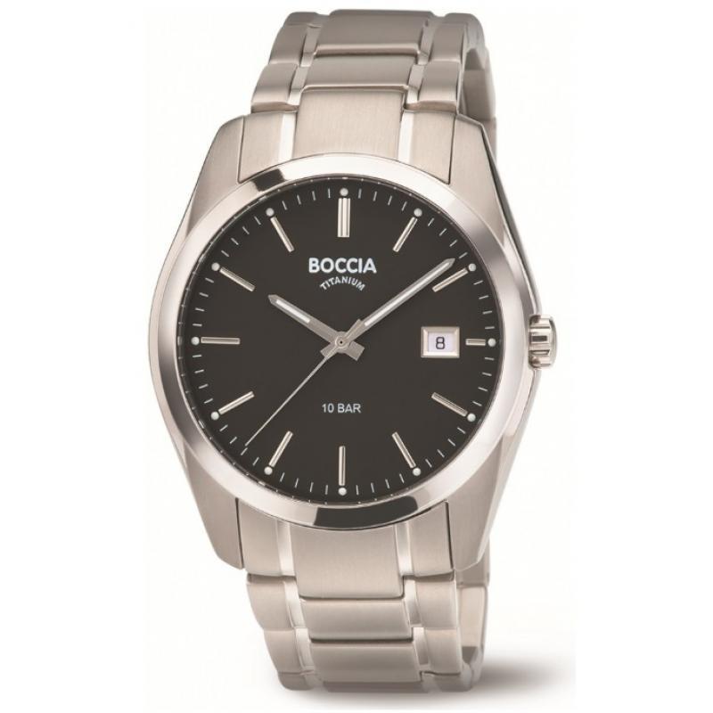 3D náhled Pánské hodinky BOCCIA TITANIUM 3608-04 428cd2d3c1