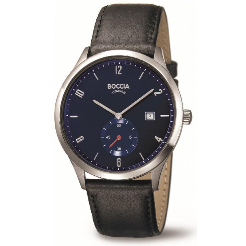 dc66c5c08fc 3D náhled Pánské hodinky BOCCIA TITANIUM 3606-02
