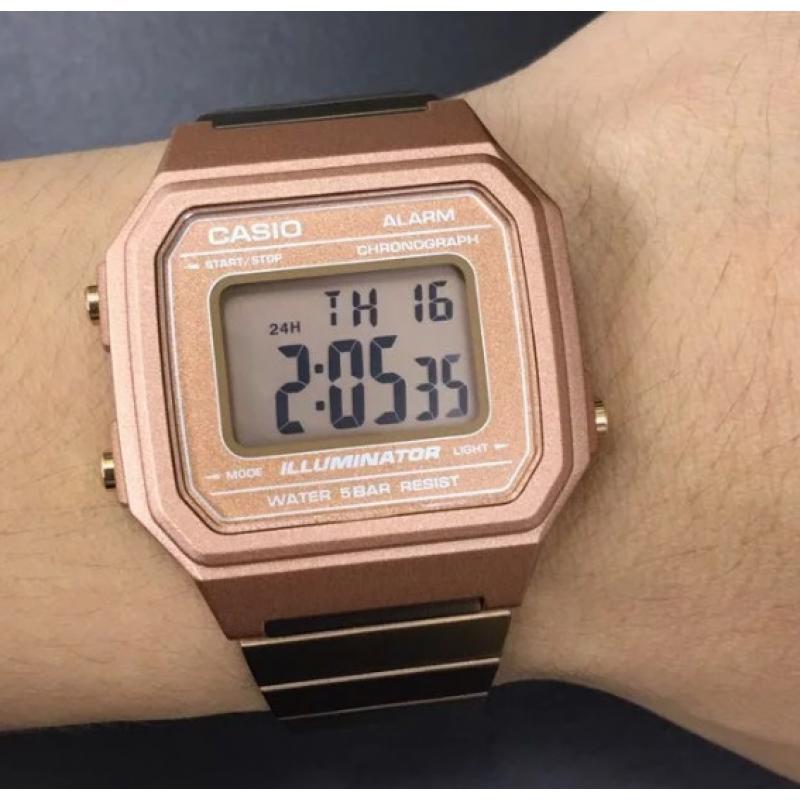 d5b1098f770 ... Pánské hodinky CASIO Collection B-650WC-5A