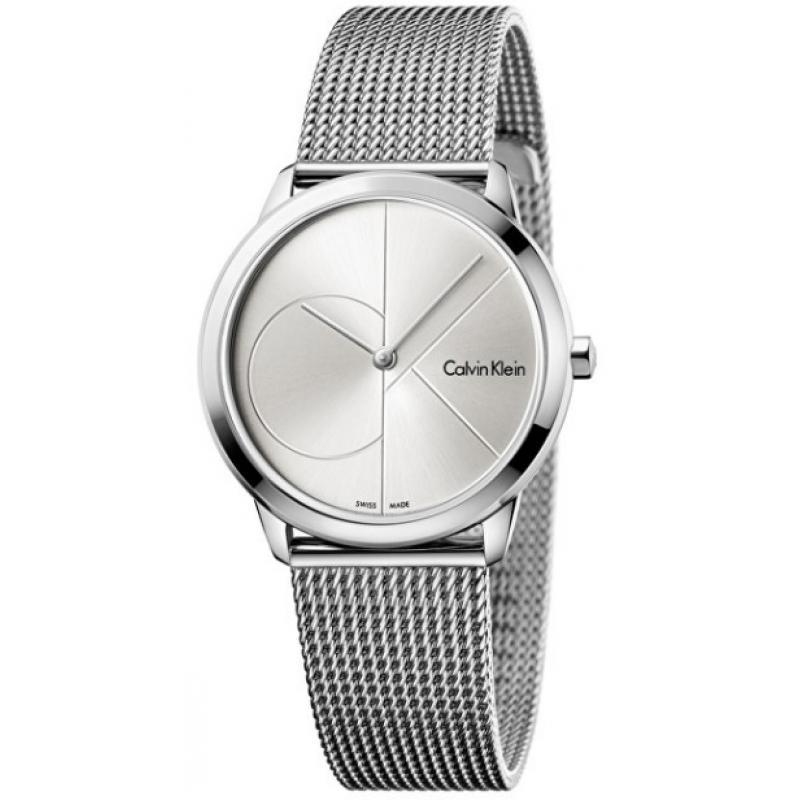 76a71eec39 3D náhled Dámské hodinky CALVIN KLEIN Minimal K3M2212Z