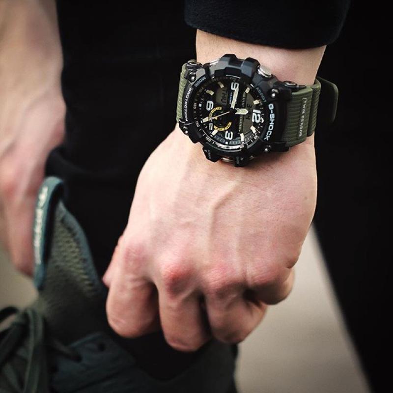 ... Pánské hodinky CASIO G-SHOCK Mudmaster GG-1000-1A3 ... 6469dde6d7d1